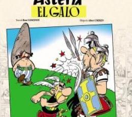 ASTÉRIX EL GALO /EDICIÓN DE LUJO GRAN FORMATO /...