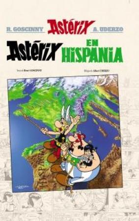 ASTÉRIX EN HISPANIA /EDICIÓN DE LUJO GRAN FORMATO / UDERZO, ALBERT /  GOSCINNY, RENE
