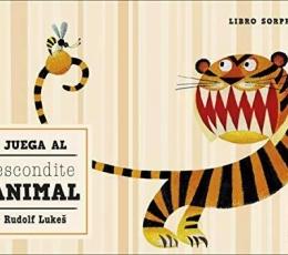 JUEGA AL ESCONDITE ANIMAL/LIBRO SORPRESA / LUKES,...