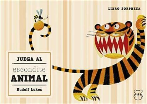 JUEGA AL ESCONDITE ANIMAL/LIBRO SORPRESA / LUKES, RUDOLF