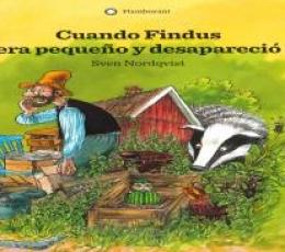CUANDO FINDUS ERA PEQUEÑO Y DESAPARECIO /...