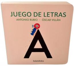 JUEGO DE LETRAS / VILLAN, OSCAR / RUBIO, ANTONIO