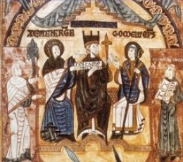 REINO DE HISPANIA SIGLOS VIII-XII, EL /TEORIA Y...