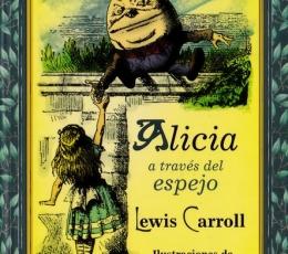ALICIA A TRAVES DEL ESPEJO / CARROLL, LEWIS