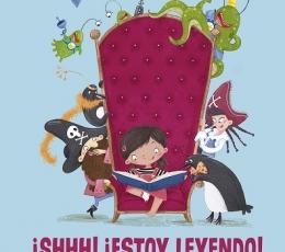 ¡SHHH! ESTOY LEYENDO! / KELLY, JOHN
