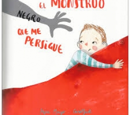 EL MONSTRUO NEGRO ME PERSIGUE / MAYO, PEPA