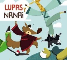 LUPAS Y NANAI /UN MISTERIO DE AIRE / ARBOLEDA,...