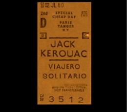 VIAJERO SOLITARIO / KEROUAC, JACK