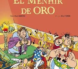 EL MENHIR DE ORO / GOSCINNY, RENE