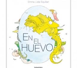 EN EL HUEVO / SQUILLARI, EMMA LIDIA