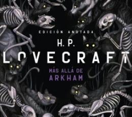 HP LOVECRAFT ANOTADO MAS ALLA DE ARKHAM /...