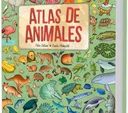 ATLAS DE ANIMALES / SILLANI, FEBE / GRIMALDI,...