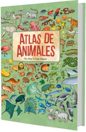 ATLAS DE ANIMALES / SILLANI, FEBE  /  GRIMALDI, PAOLA