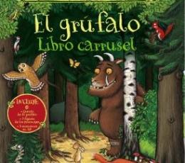 EL GRÚFALO /LIBRO DESPLEGABLE / DONALDSON, JULIA