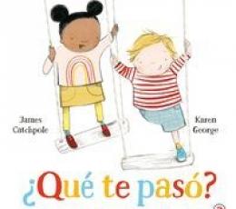 ¿QUÉ TE PASO? / CATCHPOLE, JAMES