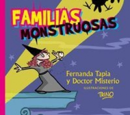 FAMILIAS MONSTRUOSAS / TAPIA, FERNANDA