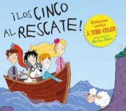 ¡LOS CINCO AL RESCATE! / BLYTON, ENID