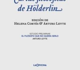 Cartas filosóficas de Hölderlin / HÖLDERLIN,...