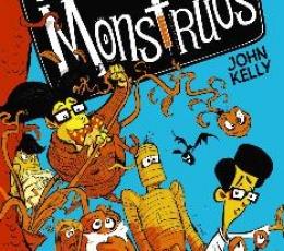 HOSPITAL PARA MONSTRUOS / KELLY, JOHN