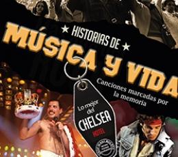 HISTORIAS DE MUSICA Y VIDA / SUANYA, OLGA