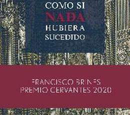 COMO SI NADA HUBIERA SUCEDIDO / Brines Bañó,...