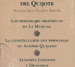 PERSONAS Y PERSONAJES DEL QUIJOTE 3-VOLS /...