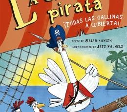 LA GALLINA PIRATA / YANISH, BRIAN