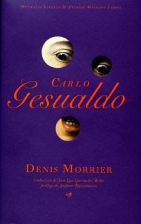Carlo Gesualdo / Denis Morrier