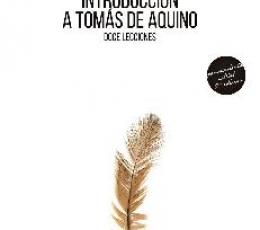 INTRODUCCIÓN A TOMÁS DE AQUINO / PIEPER, JOSEF