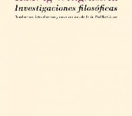 INVESTIGACIONES FILOSÓFICAS / WITTGENSTEIN, LUDWIG