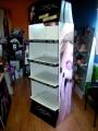muebles expositor permanentes y en cartón con los mejores materiales