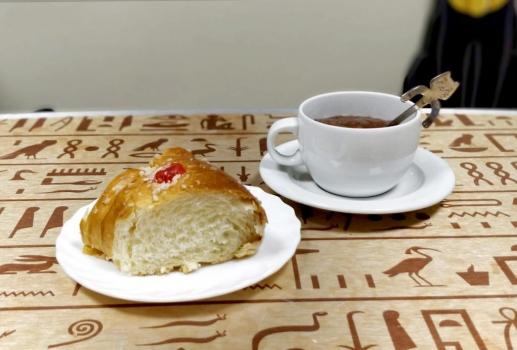 Roscon reyes cafe chocolate desayuno artecomp