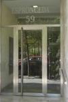 puertas de acero inoxidable comunidad