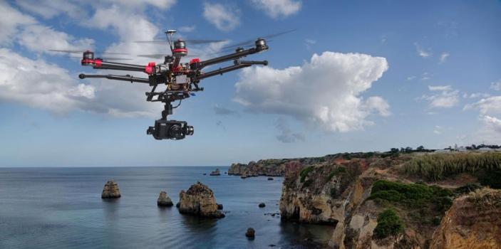 Inspección de infraestructuras con drones
