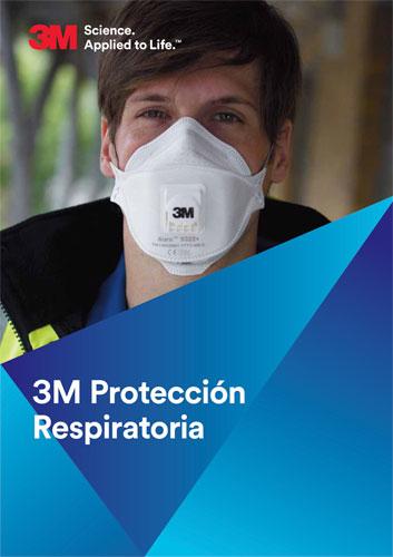 3M Catalogo protección respiratoria 2016