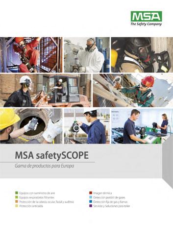MSA Catálogo 2012