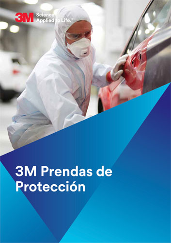 Catálogo de trajes de protección 3M