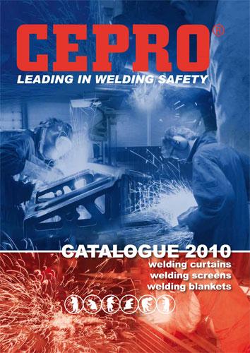 CEPRO catálogo en ingés 2010
