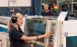 Protección laboral auditiva