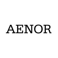 Logo de AENOR para seguridad laboral