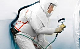 Ropa de seguridad para amianto