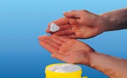 seguridad para la piel por pintura