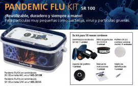 Pandemic Flu Kit / Basic Pack