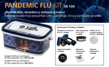 Pandemic Flu Kit / Basic Pack