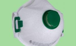 FFP2 con válvula de exhalación