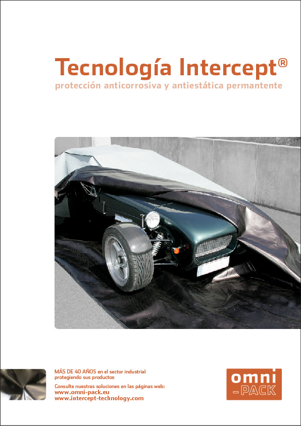 Catálogo Tecnología Intercept