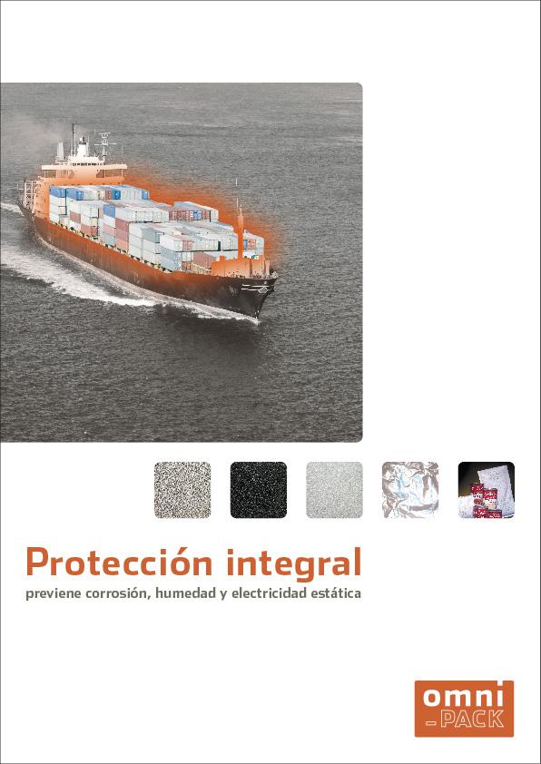 Catálogo Protección Integral Omni Pack