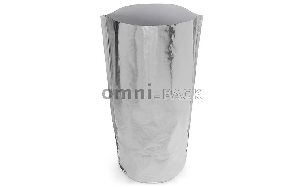 Bolsa Circular de Aluminio