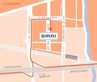 Mapa Omni Comercial
