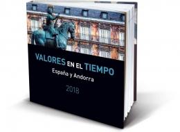 LIBROS DE SELLOS DE CORREOS VALORES EN EL TIEMPO